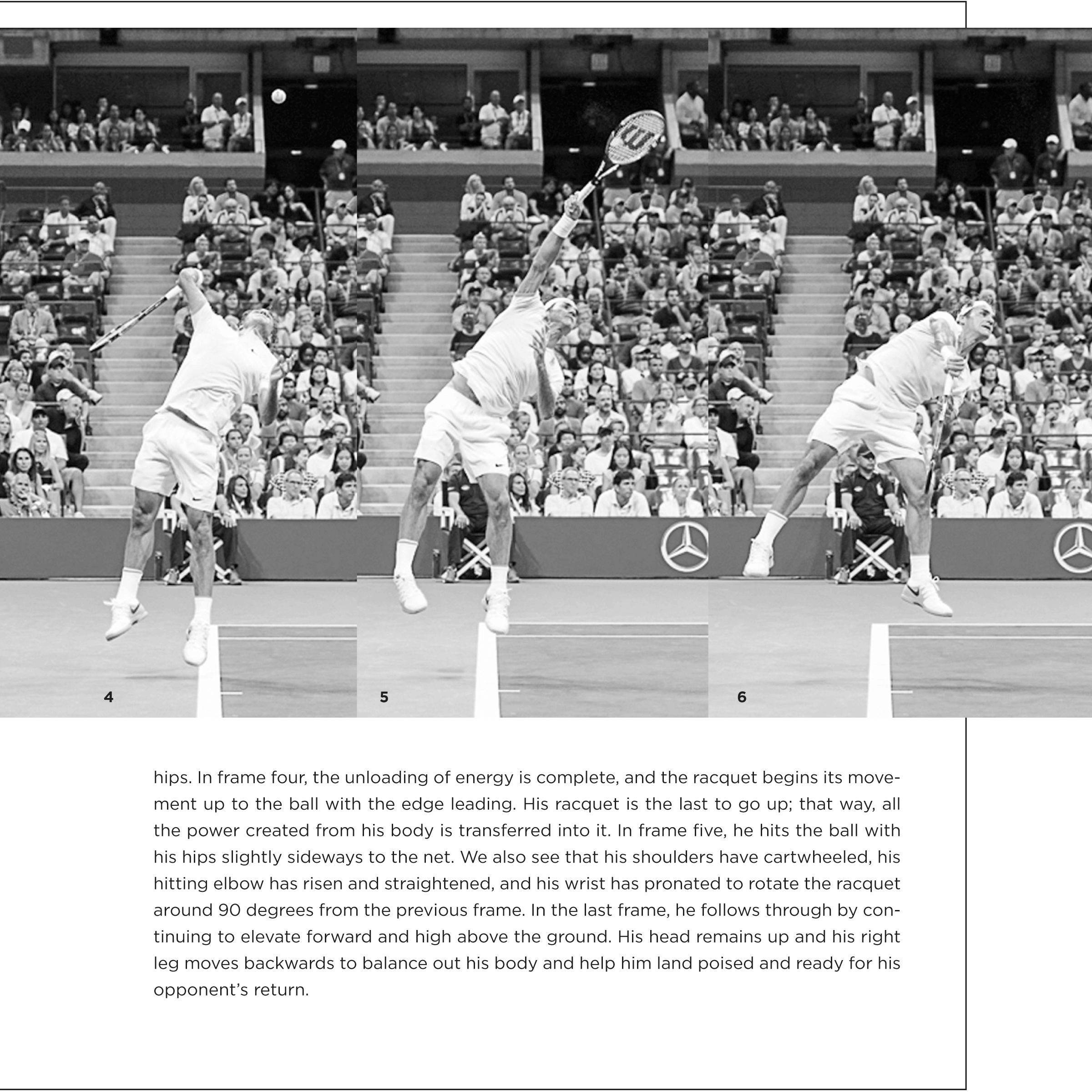 Absolute tennis here are some of the great strokes analyzed frame by frame in absolute tennis jeuxipadfo Image collections